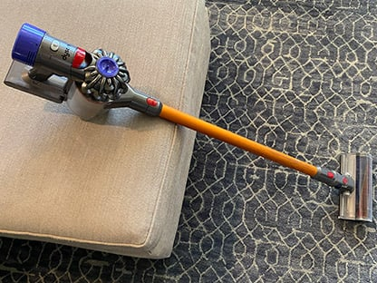 Dyson V8 Absolute with Soft Roller Head